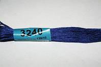 Мулине Гамма (Gamma) 3240 светло-синий