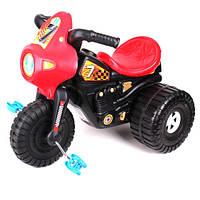 "Детская игрушка-каталка ""Трицикл"" 4159 Технок"