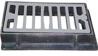 Дождеприемник ДМ (малый) решетка-580х300х45мм, корпус-690х470х120мм ГОСТ 26008-83