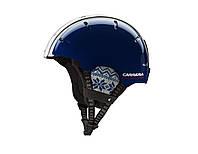 Шлем  Carrera Snow Faldable B Bluw/White/Snow M/L