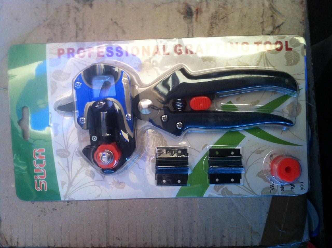Прищепний Секатор SUKA professional grafting tool