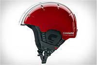 Шлем  Carrera Snow Faldable B red/white S/M