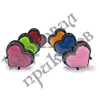 Гвозди ART-PIN Сердце S пластик