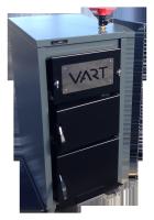 Котел твердотопливный VART-30кВм+рег.тяги Regulus RT3