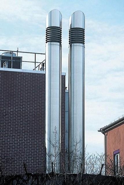 Дымоход промышленный ремонт дымоходов в спб