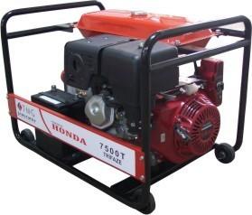Генератор бензиновый TOKER TMG 7500ME 5,5кВт (Honda)