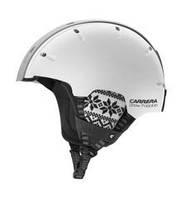 Шлем  Carrera Snow Faldable B WHITE MAT SNOW S/M