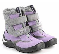Термо ботинки ECCO с мембраной GORE-Tex 22