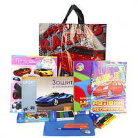 Набор для детского творчества для МАЛЬЧИКА (пакет авто)