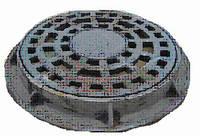 Дождеприемник ДК (круглый тип Л) Ø кр.620*30, осн.770, h-90 мм