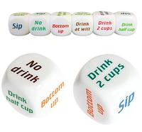 """Кубик для веселой компании """"Пить или не пить"""""""