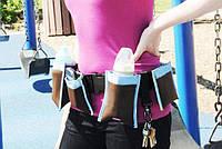 Многофункциональный Пояс Сумка на Пояс с Карманами для Мам Waist Diaper Bag