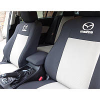 Чохли салону Mazda 6 (універсал) 2009+ Elegant Classic EUR