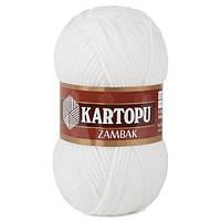 Kartopu Zambak № 010 белый