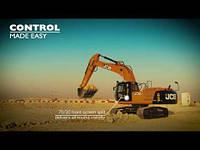 Новый надежный 30 тонный гусеничный экскаватор JS305