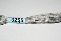 Мулине Гамма (Gamma) 3255 светло-серый