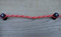 Провод для наружной электропроводки коралловый 3108