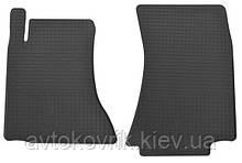 Гумові передні килимки в салон Opel Omega B 1994-2003 (STINGRAY)