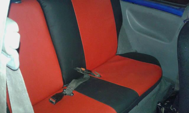 Фотографии модельных чехлов на Nissan Micra 3