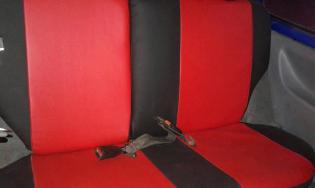 Фотографии модельных чехлов на Nissan Micra 4
