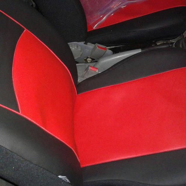 Фотографии модельных чехлов на Nissan Micra 6