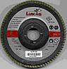 Диск лепестковый шлифовальный Лукас 125 x 22 P60