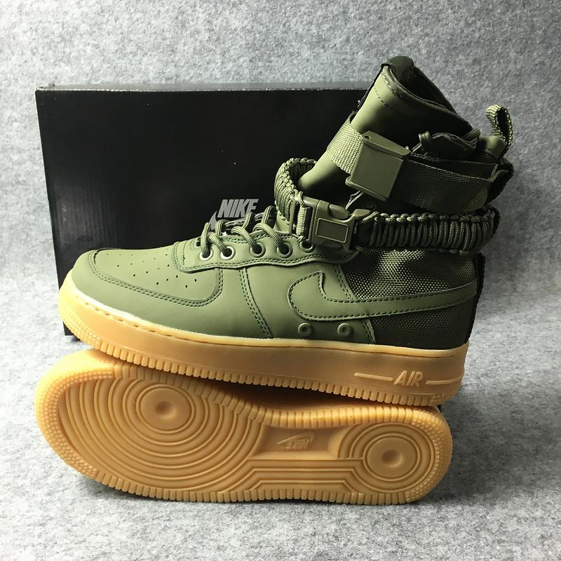 f443676d Кроссовки мужские Nike Special Field Air Force 1 green: купить в ...
