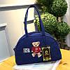 Женская сумка с мишкой