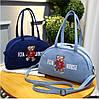 Женская сумка с мишкой, фото 6