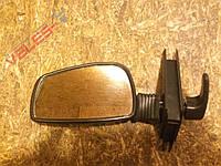 Зеркало заднего вида наружное Ваз 2104, 2105, 2107 левое увеличенное