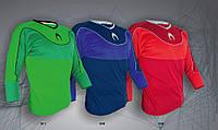 Вратарская форма HO Soccer Jersey Impulse 3/4 (красная, синия, зеленая)