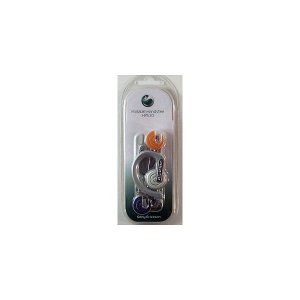 Наушники-гарнитура проводная Sony Ericsson HPS-20 за ухо