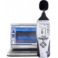 Профессиональный шумомер с регистратором ET-958