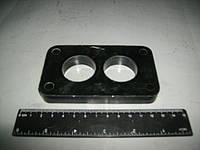Прокладка карбюратора текстелитовая  для СОЛИКСА    ГАЗ - 2410