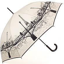 Женский выразительный зонт-трость, полуавтомат GUY de JEAN (Ги де ЖАН) FRH13-12