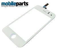 Оригинальный Сенсор (Тачскрин) для Apple iPhone 3G (Белый) + Скотч!