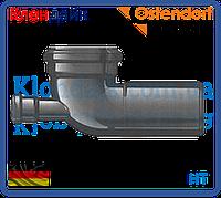 Подвод до WC з 2-мя отв.110/50/50  87,5' (iтал.) PGWF115