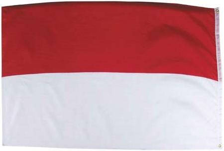 Национальный флаг Индонезии 90х150см MFH 35103K