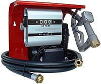 Топливораздаточная колонка Hi-Tech, 220В, 60 л/мин, для дизельного топлива (дизеля, ДТ) со счетчиком КИЕВ