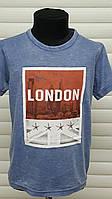 Трикотажные футболки для мальчиков,Размеры 8-16,Фирма S&D.Венгрия