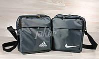 Спортивная сумка планшет adidas через плечо
