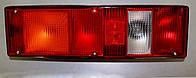 Фонарь МАЗ, КАМАЗ (ЕВРО) задний правый с боковым расположением разъема LED 24В <ДК>