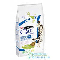 Сухой Корм Для Кошек Cat Chow 0,5 Кг 3 В 1