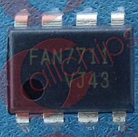 Контроль балласта Fairchild FAN7711N DIP8