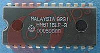 Память CMOS HITACHI HM6116LP-3 DIP24