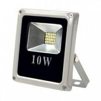 Светодиодный прожектор LEDEX 10W SMD SLIM 800Lm IP65 6000K белый холодный, фото 1