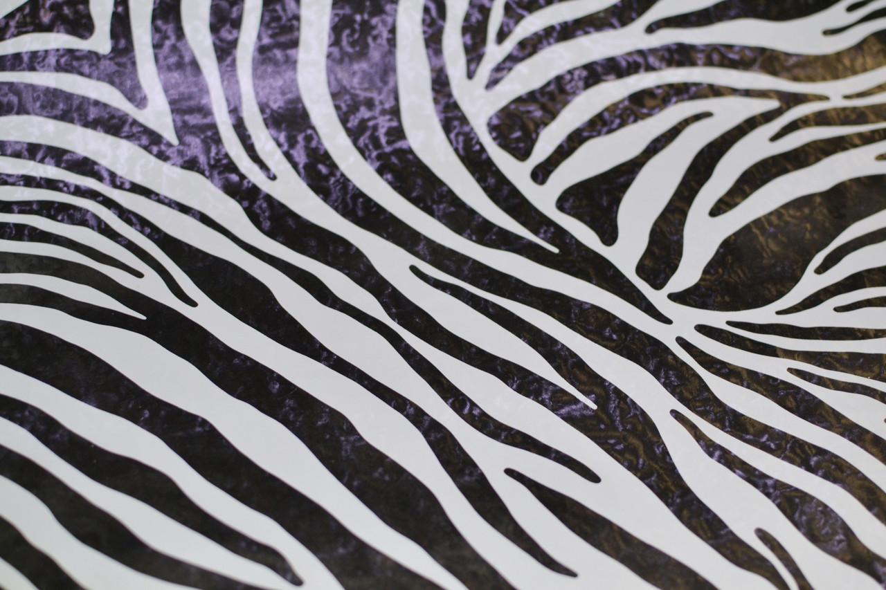 """Самоклейка, GEKKOFIX, зебра, черный, белый, витраж для стекол, 12620, 45 cm  - интернет-магазин """"STARMAX"""" в Житомирской области"""