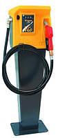 Топливораздаточная колонка VISION 60, 220В, 60 л/мин, для дизельного топлива (дизеля, ДТ) с пьедесталом КИЕВ