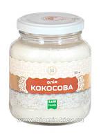 Кокосовое масло сыродавленное 180 мл