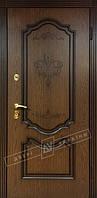 Двери входные в квартиру (три контура) модель Престиж
